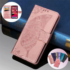 For iPhone 11 Pro Max 7 8 Xr Xs Leather Magnetic Wallet Card Case Stand Cover