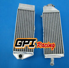 for SUZUKI RM250 RM125 RMX250 RMX 250 1989 1990 Aluminum Radiator
