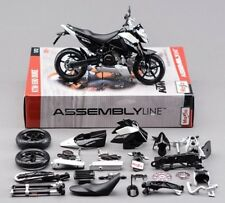Maisto 1:12 KTM 690 Duke Assembly KIT DIY Motorcycle Bike Model New in Box
