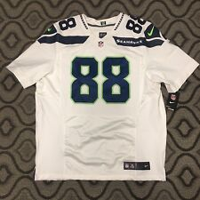 ee400912b57 Nike Elite Seahawks Jimmy Graham 88 Jersey Onfield Mens Size 52 479131 110