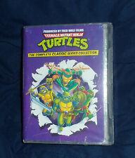 Teenage Mutant Ninja Turtles Complete Classic Series Collection DVD - NEW SEALED
