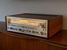 Pioneer SX-950 SX950 stereo receiver silver vintage near mint condition