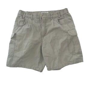 Columbia Cargo Hiking Shorts Men's Size 36. Beige. E8