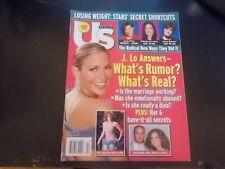 Jennifer Lopez - US Magazine 2002
