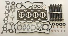 HEAD GASKET SET BOLTS FOR KIA SPORTAGE CARENS 3 CEED / PRO 2.0 CRDi D4EA 2006 on