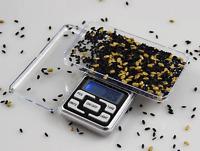Digital 500g x 0.1g Scale Jewelry Portable Pocket Balance Gram OZ. LCD Herb Gold