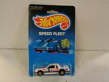 1986 Hot Wheels Speed Fleet Thunder Burner