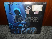 The Doors Absolutely Live SEALED Vintage Old Stock LP