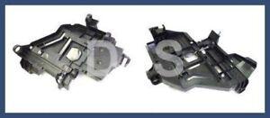 Porsche 955 Cayenne Headlight Mounting Plate LEFT + RIGHT lamp bracket frame SET