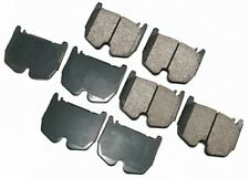 For Mercedes CL55 E55 S65 SL55 SL65 AMG Front Disc Brake Pads Akebono Euro