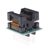 SOP20 to DIP20 20 Pin Programmer Adapter Socket Converter Board 1.27 mm Pitch RA