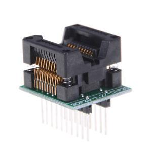 SOP20 to DIP20 20 PIN Programmer Adapter Socket Converter Board 1,27 mm PitR.xm