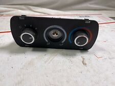 08-16 EXPRESS VAN REAR CLIMATE CONTROL PANEL TEMPEARTURE UNIT A/C HEATER OEM A7