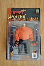 1999 FULL MOON TOYS--PUPPET MASTER--HALLOWEEN PINHEAD FIGURE (SPECIAL EDITION)