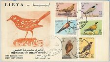 Cover Libyan Stamps