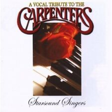 [Music CD] Vocal Tribute to the Carpenters - Starsound Singers