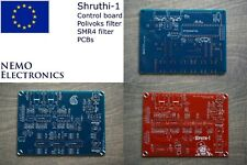 Shruthi-1 with SMR4 and Polivoks filters / synthesizer PCBs DIY KIT / EU stock