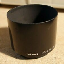 ASAHI PENTAX LENS HOOD SHADE FOR 135/3.5 AND 200/5.6 TAKUMAR