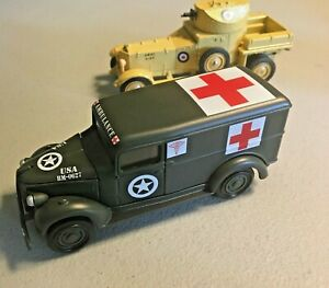 Matchbox Yesteryear WW2 1937 GMC Ambulance
