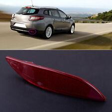 Recht Heck Stoßstangen Reflektor Leuchte passt für Renault Megane Clio 2008-2013