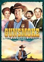 Gunsmoke: The Eleventh Season Volume 1 [New DVD] Boxed Set, Full Frame, Subtit
