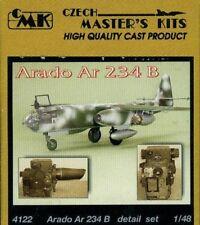 CMK 1/48 ARADO Ar234B Set dettaglio per kit Hasegawa # 4122
