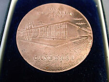 Royal Australian Mint 100 years Anniversary Bronze 999 in Box Münze Medaille RAR