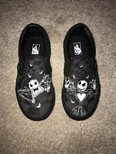 The Nightmare Before Christmas Vans Child New In Box Size 10