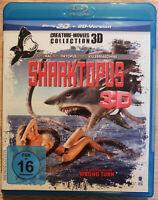 Sharktopus Bluray Sara Malakul Lane Shandi Finnessey Neuwertig Like New Blu-ray