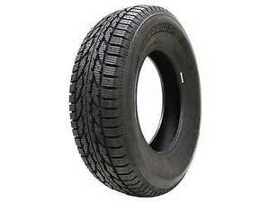 1 New P235/75R15 Firestone Winterforce 2 CUV Studdable Load Range XL Tire 235 75