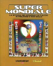 ALBUM FIGURINE PANINI COMPLETO/FULL  STICKERS KOREA/COREA-JAPAN/GIAPPONE-2002