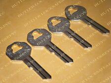 Cadillac Coupe De Ville 4Key Blanks 1956 1957 1958 1959 1960 1961 1962 OEM Keys