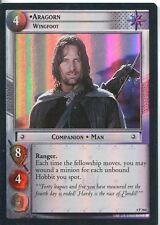 Lord Of The Rings CCG Foil Card TTT 4.P364 Aragorn, Wingfoot
