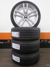 BMW 1er E87 F20 2er 3er E90 E46 F30 4er Z4 E89 18 Zoll Alufelgen Sommerräder NEU