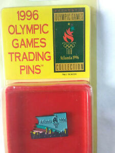 1996 Olympic  Games   Trading Pins Atlanta 1996 Collection