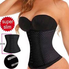 Sexy Body Shaper Tummy Girdle Waist Trainer Cincher Underbust Corset Shapewear
