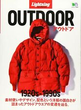 OUT DOOR Lightning Archives Japanese Fashion Magazine Book Japan