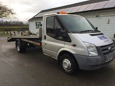 Ford Transit 350 TDCi 140ps 6 Speed LWB Transporter/Recovery
