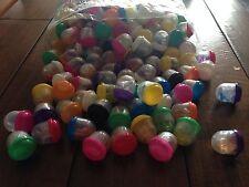 "50 1"" Mini Capsules Birthday Party Toys Festival Carnival Sticky Toys Pinata"