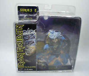 Iron Maiden Live After Death Eddie Action Figure 2006 Sealed Package By Neca MIP