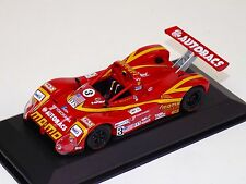 1/43 Minichamps Ferrari 333 SP Momo car #3 1998 24 Hours of LeMans
