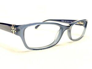 Tory Burch TY2003 849 Womens Gray Modern Rx Designer Eyeglasses Frames 51/18~135