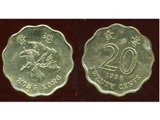 HONG KONG 20 cents 1998 ( bis )