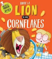 There's a Lion in My Cornflakes by Robinson, Michelle, Good Used Book (Paperback