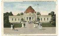 Postcard Panama Pacific International Exposition San Francisco CA 1915