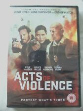 71885 DVD - Acts Of Violence [NEW / SEALED]  2017  SIG534