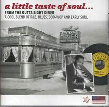 V/a - A Little Taste Of Soul...From The Outta Sight Diner   new cd