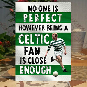 Celtic Supporters ,Celtic Fan Gift  Novelty, Football Wooden Plaque