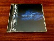 WITHIN TEMPTATION The Silent Force CD+DVD w/OBI +2 BONUS 2004 JAPAN Import
