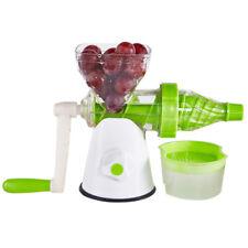 Manual Handheld Fruit Vegetable Squeezer Juicer Maker Juice Extractor Machine